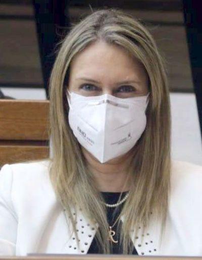 Rocío Vallejo: Obvió acción de rescate a secuestrados