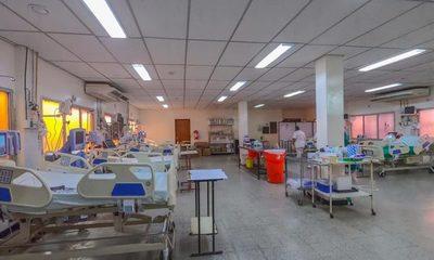 Abdo promulga vigencia de Emergencia Sanitaria hasta fin de año