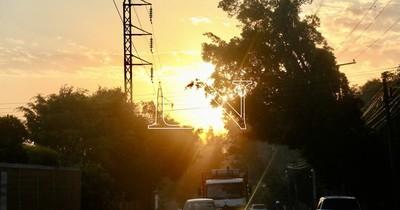 La Nación / Pronostican viernes fresco a cálido y sin lluvias
