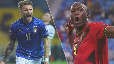 Duelo de candidatos: La ambiciosa Bélgica, ante una Italia sin complejos