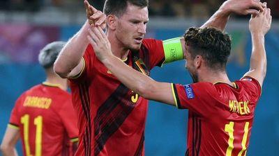 Bélgica ante Italia y el premio de llegar a Wembley