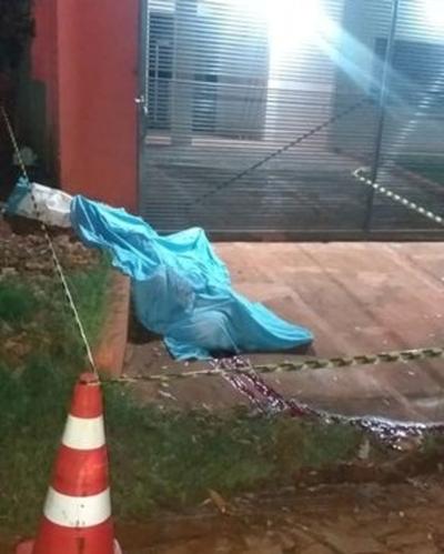 Un hombre murió tras caer de su motocicleta en Tavapy