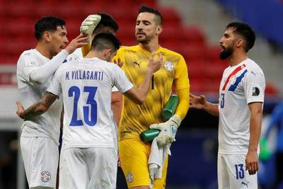 Copa América: ¡Por un lugar entre los 4 mejores, Vamos Paraguay!