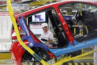 La producción industrial de Brasil crece un 1,4%