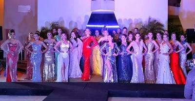 [VIDEO] Miss Grand y su gran gala preliminar iluminó la noche asuncena