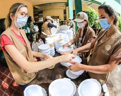 La Oficina de la Primera Dama llega a más de 800.000 personas mediante sus programas sociales y culturales