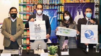 Implementarán bolsas reutilizables que generarán nuevas oportunidades y costarán G. 200 en supermercados – Prensa 5