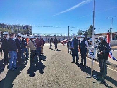 Multiviaducto de CDE: Tras quejas habilitan obra, el gobernador pidió invertir más en Alto Paraná y no invitaron al intendente