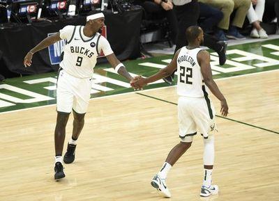 Los Bucks quedaron a un triunfo de las Finales de la NBA