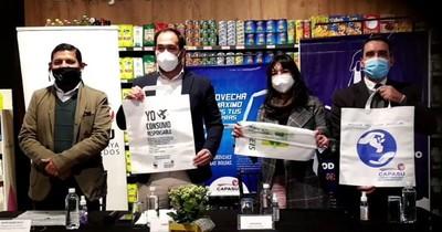 La Nación / Bolsas reutilizables generarán nuevas oportunidades y costarán G. 200 en supermercados