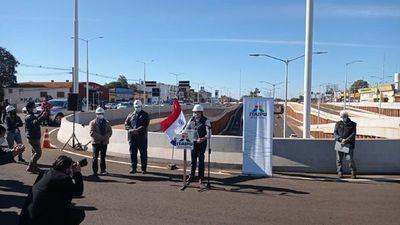 Alto Paraná: Inauguran multiviaducto de Ciudad del Este