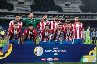 Así formaría Paraguay ante Perú