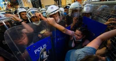 La Nación / Turquía abandona un tratado que protege a las mujeres