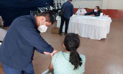 Llegan 20.000 dosis de vacuna anticovid para Alto Paraná