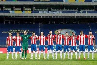 La campaña de Paraguay y Perú en fase de grupos