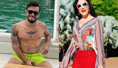Tatuador trató de moroso al novio de Zuni y ella salió al paso