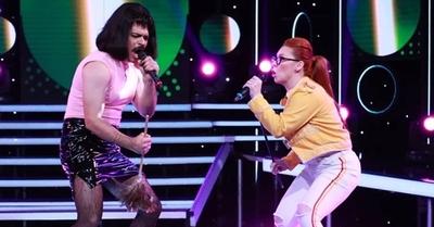 [VIDEO] Freddie Mercury cobró vida en el Canta Conmigo Paraguay