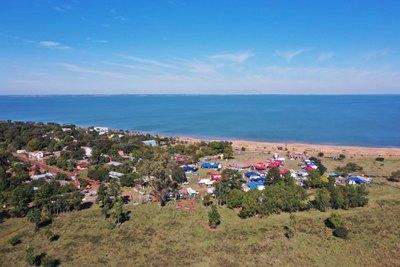 Ambiente óptimo en Carmen del Paraná en otra gran cobertura del Grupo Nación