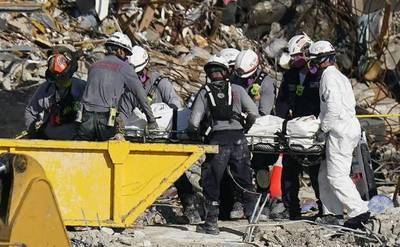 Desgarrador: Bombero rescata el cadáver de su hija desaparecida en Miami