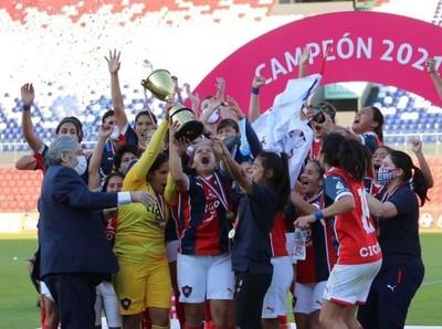 Cerro Porteño es monarca del Apertura