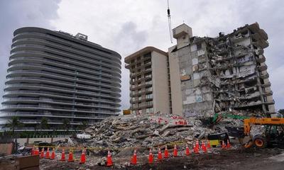 Florida cuenta 20 muertos y 128 desaparecidos tras derrumbe y teme por tormenta tropical – Prensa 5