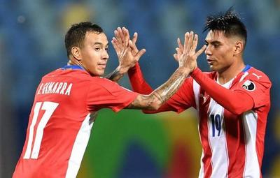 ¡Por la victoria!: Paraguay ya enfrenta a Perú