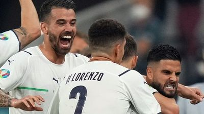Italia va en serio en la Eurocopa