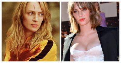 """Tarantino alucina con que Maya Hawke interprete a la hija de Beatrix Kiddo en """"Kill Bill Vol. 3"""""""