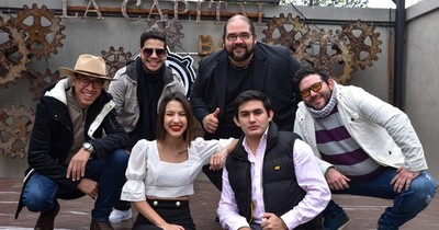 La Nación / Saludton: Los Soles y amigos, unidos por el hospital de Carapeguá