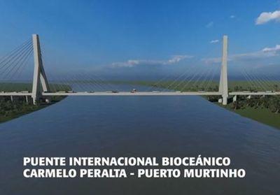 El MOPC reactiva el puente bioceánico con la apertura de ofertas prevista para el 14 de este mes