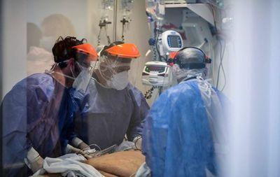 Argentina supera 4,5 millones de casos y 95.000 muertes por covid-19
