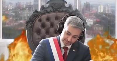 La Nación / Político de la Semana: Mario Abdo Benítez y su eterno país de las maravillas
