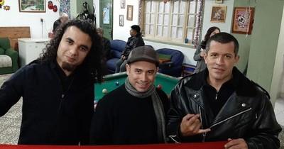 La Nación / Shows de Dosis y de varios cantautores en Plaza Italia