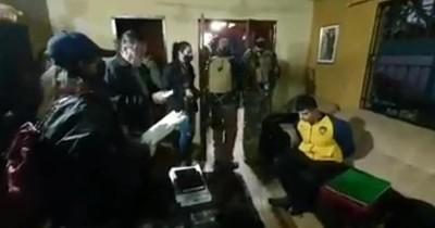 La Nación / Acusan y piden juicio oral contra 16 personas por narcotráfico