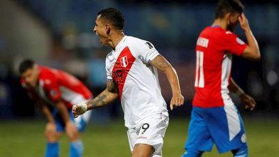 Paraguay queda eliminada en una noche sin fortuna