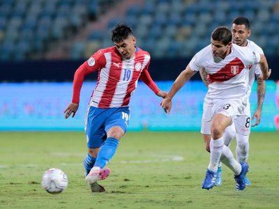 Perú elimina a Paraguay de la Copa América · Radio Monumental 1080 AM