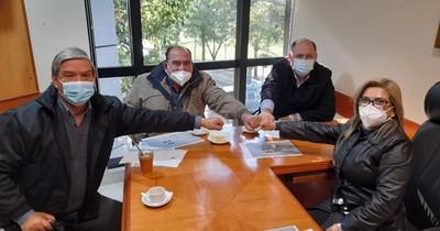 La Nación / Injerencia de Abdo provoca dificultades entre senadores liberales, afirman