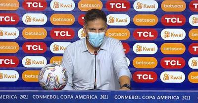 """""""Me siento orgulloso de mis futbolistas"""", afirma Berizzo"""