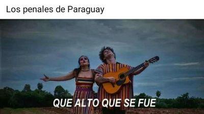 Amarga derrota de Paraguay ante Perú: Los memes no faltaron