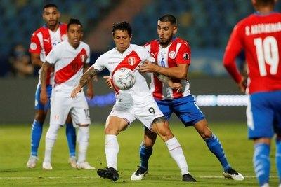 Paraguay; de nuevo eliminado en cuartos de la Copa América y en penales