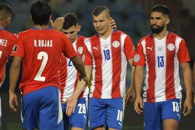 Paraguay dejó el alma, pero falló en los penales y se fue de la Copa