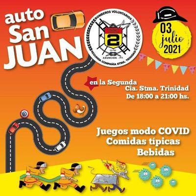 Bomberos de Trinidad realizan mañana su San Juan para recaudar fondos
