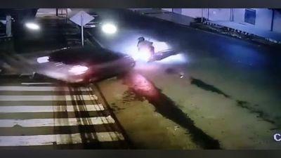 Atropellan a motochorros tras asalto