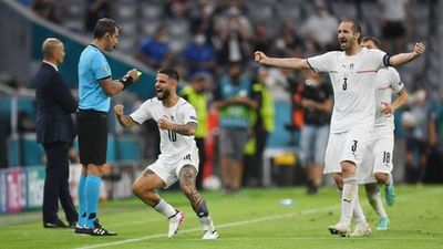 ¡Invicta! Italia vence a Bélgica y se enfrentará a la Roja en semifinales