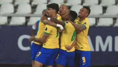 Brasil 1-0 Chile: La canarinha sella su pase a semifinales