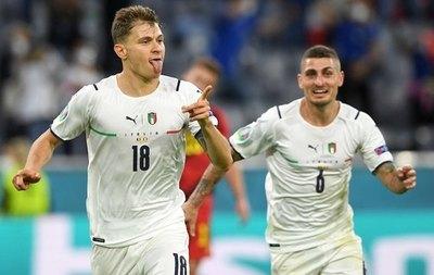 Crónica / Italia derrotó a Bélgica y se clasificó a la semifinal