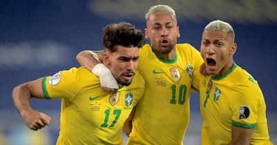 La Nación / Brasil con lo justo va a semi