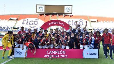 Cerro, campeón del Apertura