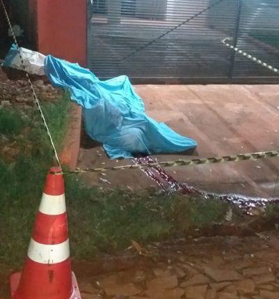 Joven motociclista muere al caer violentamente en el empedrado – Diario TNPRESS