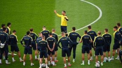 El sueño de Inglaterra ante Ucrania, la máquina de Shevchenko